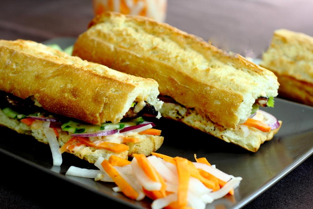 багет бутербродов