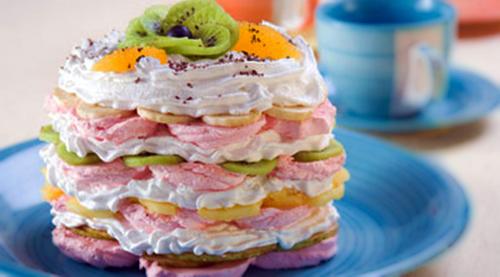 Зефирный десерт. Десерты