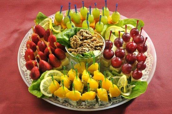 5 легких закусок для фуршета на День рождения! Часть 3 ... | 366x550
