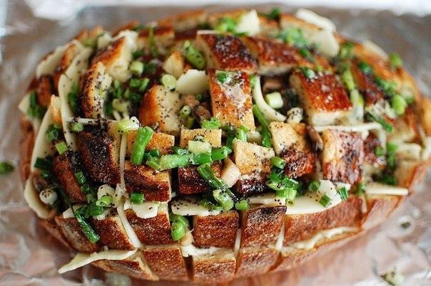 Итальянский хлеб Проволоне