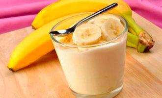 Десерты с бананом