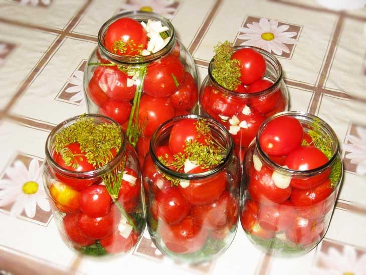 помидоры по-крымски