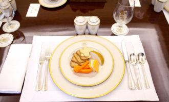 Неофициальный и официальный обеды