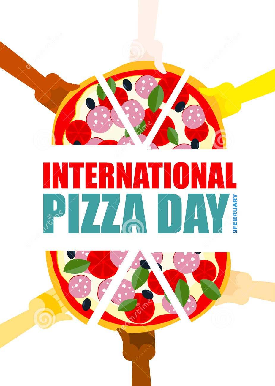 международный день пиццы