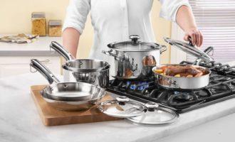 Как выбрать кухонную посуду