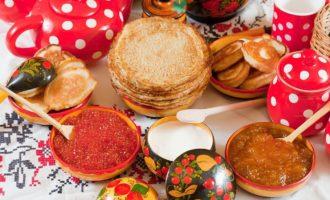 История кулинарии в России